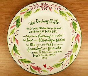 Encino The Giving Plate