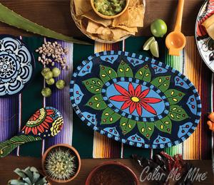 Encino Talavera Tableware