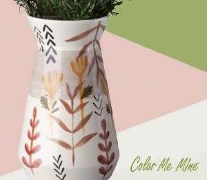Encino Minimalist Vase