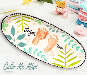 Encino Tropical Baby Tray