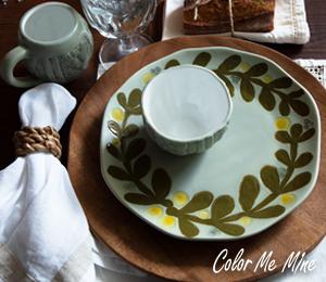 Encino Cozy Christmas Table