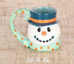 Encino Snowman Mug