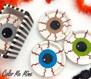 Encino Eyeball Coasters