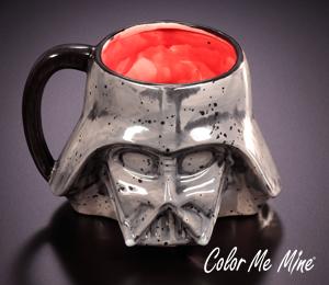 Encino Darth Vader Mug