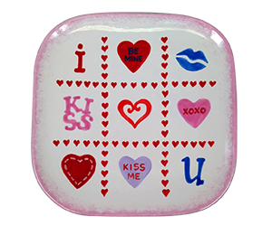 Encino Valentine's Tic Tac Toe