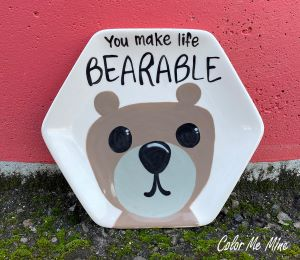 Encino Bearable Plate