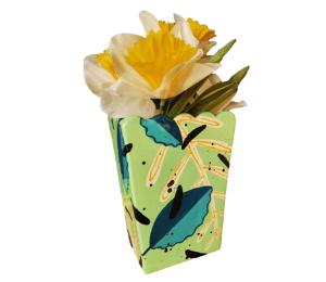 Encino Leafy Vase
