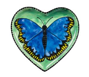 Encino Butterfly Plate