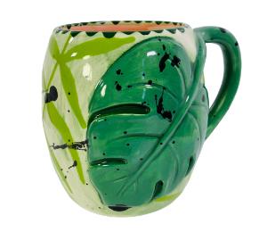 Encino Monstera Mug